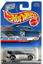 1998 Hot Wheels #677 First Edition #31 Callaway C-7