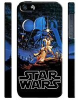 Star Wars Characters Iphone 4s 5 6 7 8 X XS Max XR 11 Pro Plus Case Cover