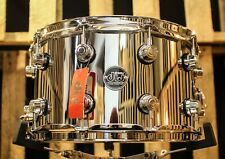 DW Performance Chrome Over Steel 8x14 Snare SO#1095521