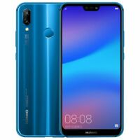 "Huawei P20 Lite DUAL SIM 64GB 5.84"" FHD Kirin 659 Octa Core 24MP Camera 4G Phone"