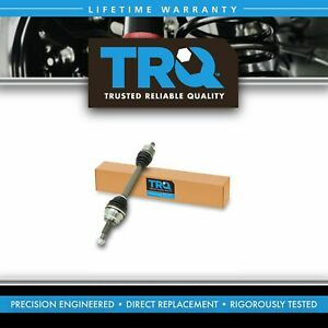 TRQ Front CV Axle Shaft Assembly LH Driver Side for Toyota Sienna New