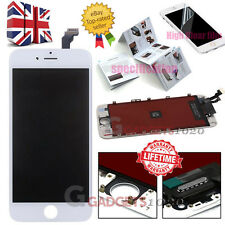 "For iPhone 6 4.7"" LCD Touch Screen Display Digitizer Assembly White Replacement"