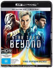 Star Trek: Beyond - 4K Ultra HD
