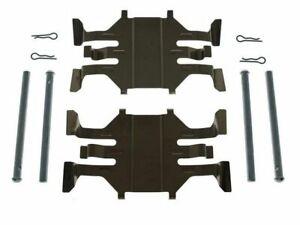 For 2014-2018 Infiniti Q50 Brake Hardware Kit Front 41589QD 2015 2016 2017