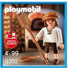CE9392 Panadero medieval Lebkuchen 9392 Playmobil Edición especial