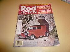 1977 Rod Action May Fender Factory Bulldog 350 29 Highboy Blown Flathead