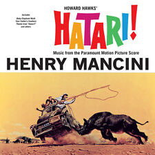 Original Film Soundtrack - Hatari! CD