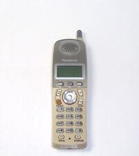 panasonic kx-tga241cp 2.4 ghz cordless phone handset