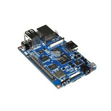 Banana Pi BPI-M64  - Quad-core 64-bit single board computer (12.30.16)