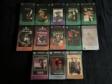 ENTIRE CLINT EASTWOOD WARNER BROTHERS HOME VIDEO CLAMSHELLS RELEASES - BETA LOT
