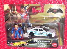 2015 Hot Wheels DC Comics Batman  Superman & Metropolis PD  DJH29