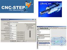 SheetCAM TNG CAM Software mit deutscher Bedienoberfläche + Bedienungsanleitung