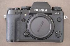 Fujifilm X series X-T1 16.3MP Digitalkamera - Schwarz (Nur Gehäuse)