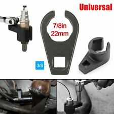 Universal 7/8 Inch 22mm Offset Oxygen O2 Sensor Socket Wrench Removal Tool 3/8