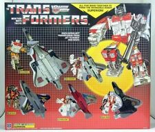 TRANSFORMERS SUPERION G1 SERIES AUTOBOTS COMPLETE COMBINER EDITION