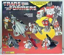 Transformers Superion G1 Serie Autobots Combinador completa edición