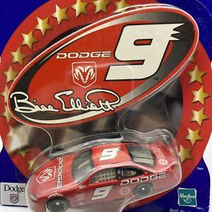 Bill Elliott NASCAR 1/64 Diecast  Winners Circle Driver Sticker Collection NEW