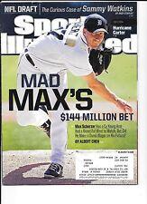 Max Scherzer Tigers baseball Sports Illustrated April 28, 2014