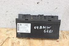M703113 2004-2007 BMW 5 Series Gateway Body Basis Control Module Unit OEM