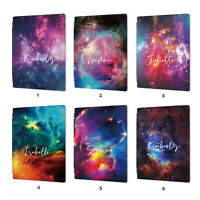 Personalised Name Galaxy Smart Case Cover iPad 2 3 4 5 6 Air mini 1 Pro 9.7 10.5