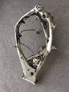 2000 KTM 200 FRAME CHASSI EZ REG