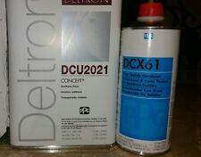 PPG Concept DCU2021 Urethane DCX61 hardener one gallon kit! PAYPAL DIRECT EMAIL