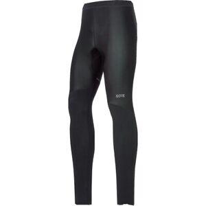 Gore Wear R3 Partial Gore Windstopper Running Tights - Men's Medium Black