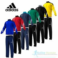 BOYS ADIDAS TRACKSUIT Junior Kids Full Zip Jogging Football Top Bottoms Age 5-14