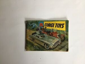 Corgi Toys Catalogue 1966