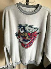 Grand Rapids Griffins 1997 ALL STAR game Fleece pullover  size Medium   MINT