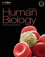 Human Biology by Mike Boyle 9780007267514 | Brand New | Free UK Shipping