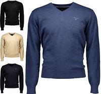 Maglia Maglione Uomo Gant Scollo V Sweater Men V Neck Loong Sleeved 1501.083072