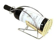 Accessorio vino versavino in rattan per hotel,ristorante,locale mis.25x11x16h