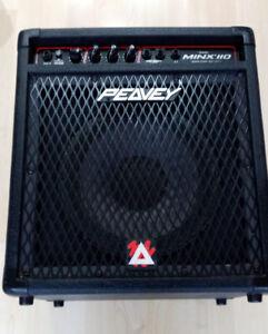 Peavey Minx 110 Bass Amplification Guitar Amp