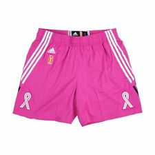 Breast Cancer Awareness WNBA Women's Pink Authentic On-Court Game Shorts