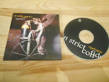 CD Pop In Strict Confidence - Engelsstaub (6 Song) Promo SONY / MINUSWELT cb
