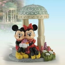 Mickey & Minnie Hamillton Thomas Kinkade and Disney combined Timeless Romance