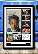 More details for (356) xxx tentacion jahseh dwayne ricardo signed photograph unframed/framed (pp)