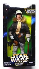 """Star Wars Hasbro ESB 12"""" Han Solo in Hoth Gear Action Figure  New from 1997 ."""