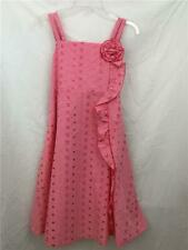 Bonnie Jean NWT sz 10 girls sun dress pink gingham check church