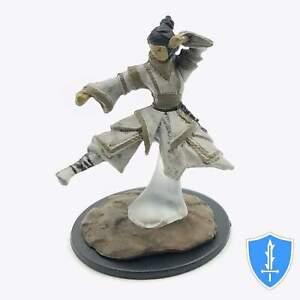 Human Female Monk - Icons of the Realms Premium Figures W6 D&D Miniature NIB