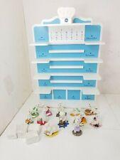 1997 - The Danbury Mint - Pillsbury Doughboy Calendar Figurines Set, Collection