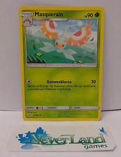GCC Go Game Gioco Play Pokemon ITALIANO ITA Sole Luna Rara - MASQUERAIN 8 / 149
