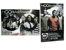 Hoobastank Poster For(n)ever 2 Sided