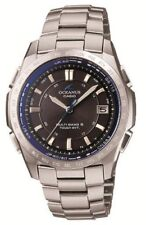 Casio OCEANUS OCW-T100TD-1AJF Titanium Tough Solar Radio  From Japan