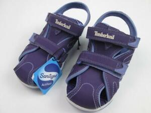 TIMBERLAND SANITIZED ADVENTURE SEEKER PURPLE CLOSED TOE WATER HIKING SHOES 12