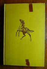 Horse Crazy Jesse Lilienthal HC Julian Messner 1941 Illustrated