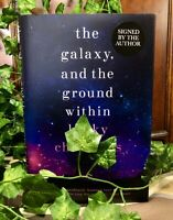 The Galaxy, and the Ground Within by Becky Chambers - Waterstones Edition - UK