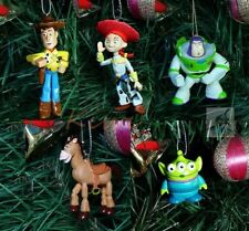 Decoration Home Party Ornament Christmas Decor Toy Story Set *W112345