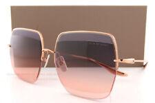 Brand New DITA Sunglasses METAMAT DTS 526-59-02 Rose Gold/Dark Grey To Peach-AR